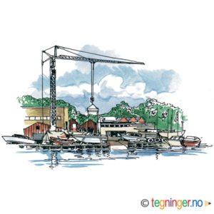 Båthavn – NÆRINGSLIV