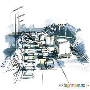 Trafikk – INFRASTRUKTUR