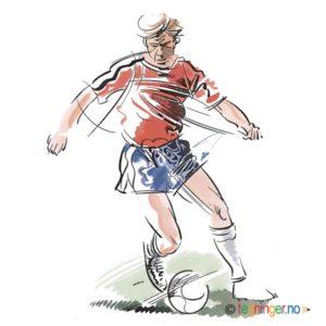 Fotballspiller – MENNESKER
