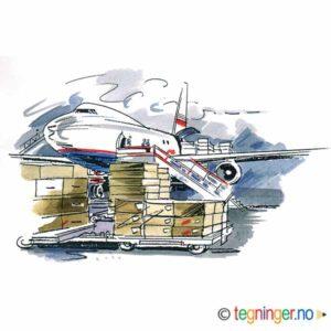 Transportfly – INFRASTRUKTUR