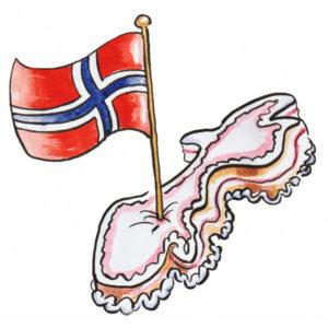 17 Mai kake - VÅR
