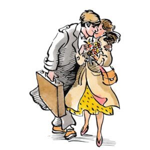 Mann og kone - FAMILIE