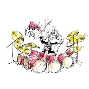 Trommeslager - MUSIKK