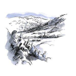 Vinterlandskap - VINTER