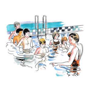 Svømmeundervisning - SKOLE