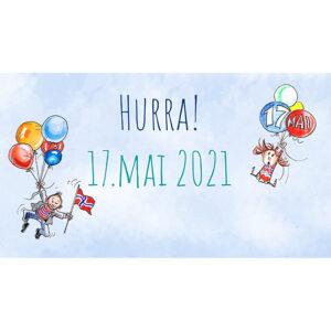 17 mai 2021 - plakater