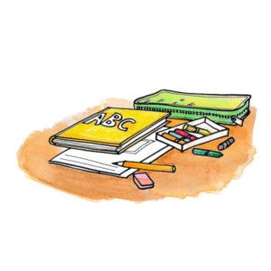 Skolebøker - UTDANNING
