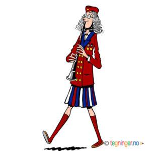 klarinettist – MUSIKK