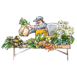 Grønnsakshandler - HØST