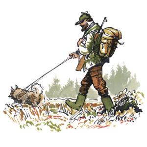 På jakt med hund - HØST