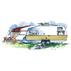 Campingvogn – FERIE