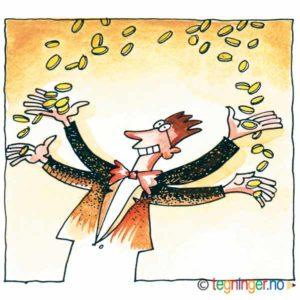 Å tjene penger – ØKONOMI