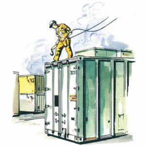 Container - INDUSTRI