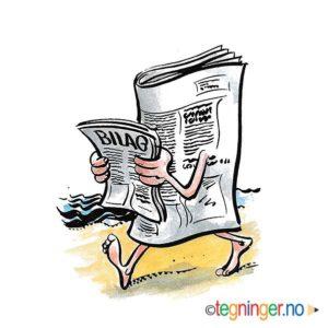 Avis og bilag - MEDIA