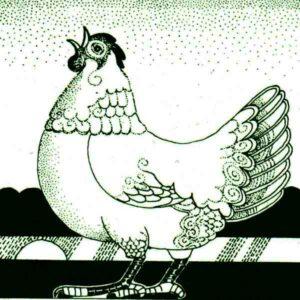 Høne – DYR