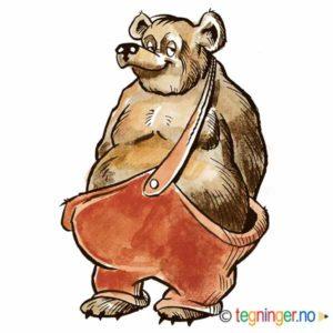 Bjørn i bukse – DYR