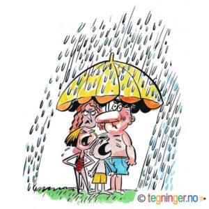 Regn i ferien – FAMILIE