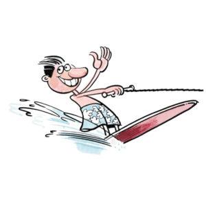 Wakeboarding - FERIE