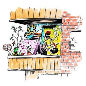 Fritid på verandaen – FRITID