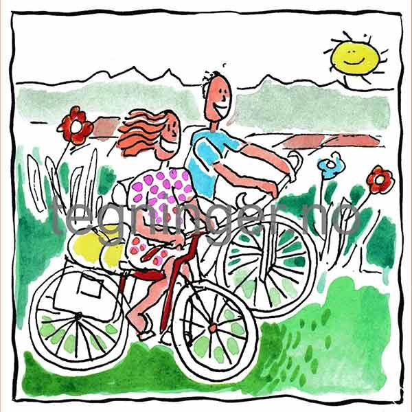 Sykkeltur - FRITID