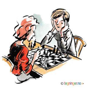 Sjakk - AKTIVITETER