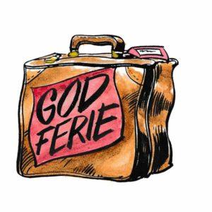Koffert - FERIE