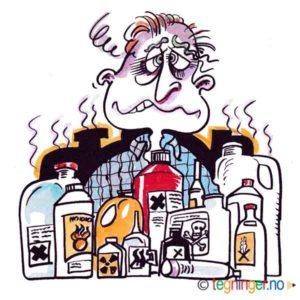 Helsefarlige stoffer – HELSE