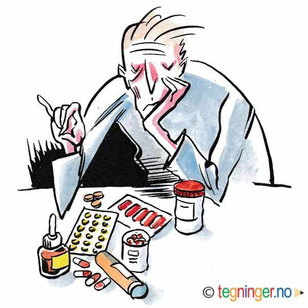 Problematisk medisinforbruk – HELSE