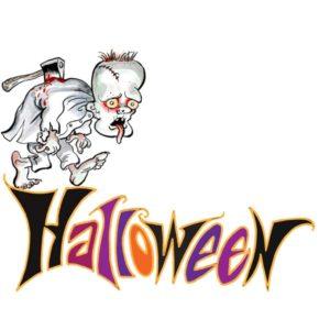 Halloween zombie - HALLOWEEN