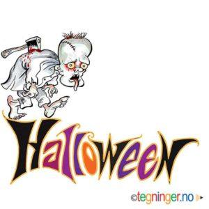 Halloween sombie - HALLOWEEN