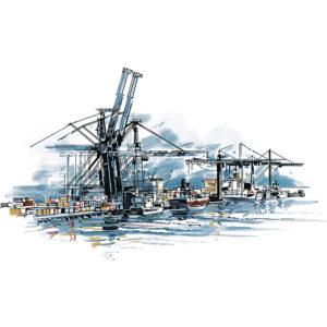 Havn – INFRASTRUKTUR