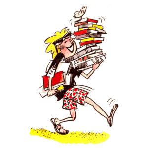 Salg på bøker - KULTUR