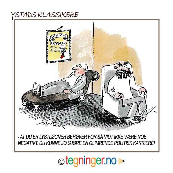 Lystløgner - KLASSIKERE