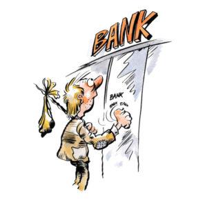 Til banken – ØKONOMI