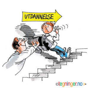 Ufrivillig utdannelse - UTDANNING