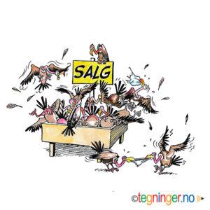 Salg - HANDEL