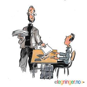 Lærer og elev - UTDANNING
