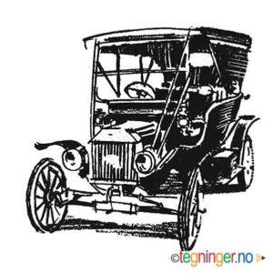 T-Ford - KJØRETØY
