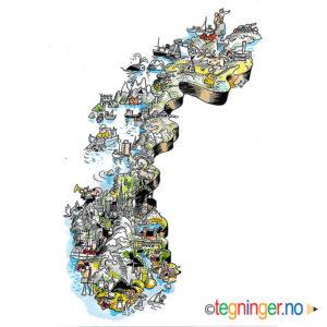 Norge - SAMFUNN