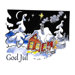 God jul i skogen - JUL