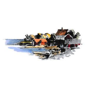 Hus ved havet - SOMMER