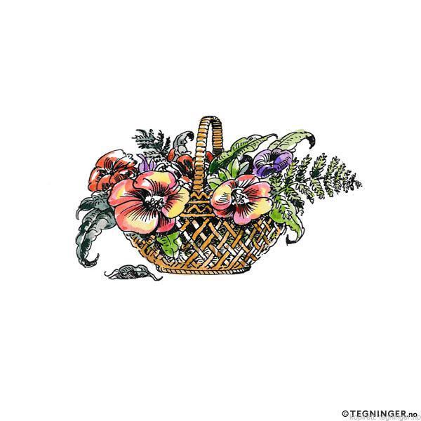 Blomsterkurv - BEGIVENHETER