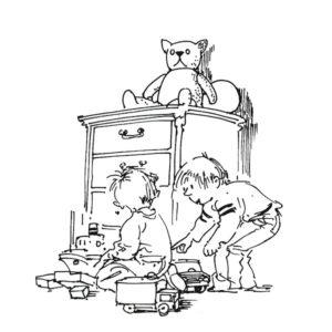 Lek i barnehagen - BARNEHAGE
