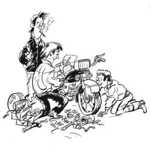 Skru sykkel - FRITID