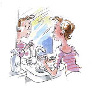 Vaske hender