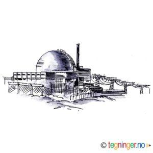 Atomkraftverk – INFRASTRUKTUR