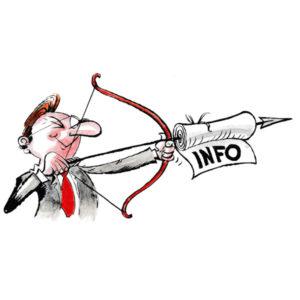 Info-distribusjon – INFRASTRUKTUR