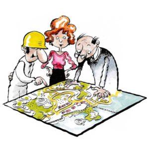 Planlegging – INFRASTRUKTUR
