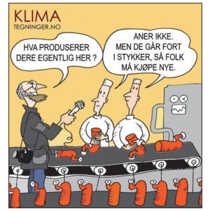 På fabrikken - KLIMA TEGNINGER
