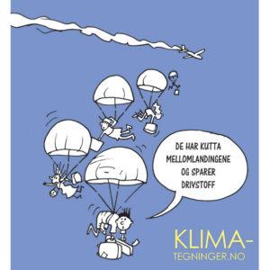 fallskjerm - KLIMA TEGNINGER